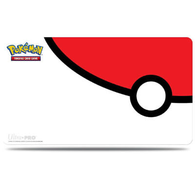 "UltraPro - Pokeball Play Mat - 24"" X 13-1/2"" Premium Mat NEW"