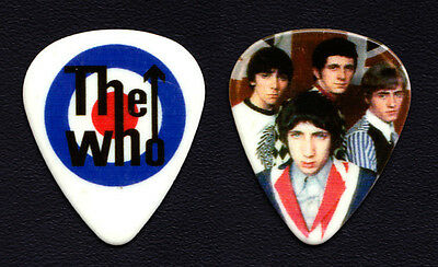 The Who Pete Townshend Band Photo Guitar Pick - 2013 Tour
