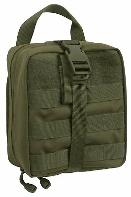 Rothco 15977 Tactical Breakaway Pouch, Olive Drab
