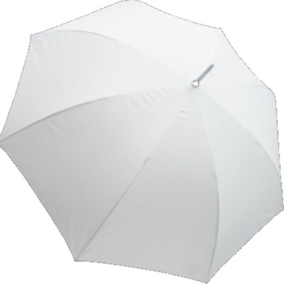 Ombrello da sposa maxi diametro 130 cm - wedding umbrella white