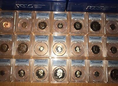 Estate Sale Old Us Coin / Pcgs Ngc Graded /1 Slab Lot/silver Gold >6 /10 Years+