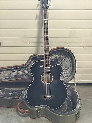 Michael Kelly Firefly Premium Acoustic Bass With MK Case