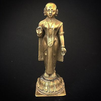 Indien Antique Indian Hindu Bronze Asia Buddha China Nepal Krishna Shiva 中国西藏