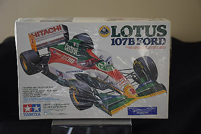 TAMIYA Lotus 107B - 1/20 Scale - 1993 - NEW - COMPLETE - BOX OPENED