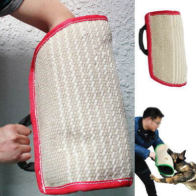 Arm Protection Large Police Young Dog Bite Intermediate Sleeve Training Walking