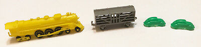 R&l Cereal Toys 1964~ Model Train Set X 2 + Cars  Lot E ~Vintage Aussie Kelloggs