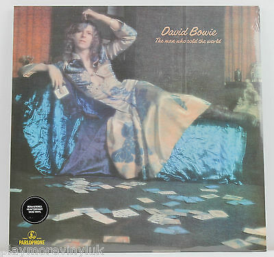 DAVID BOWIE The Man Who Sold The World LP vinyl 180g 2016 DB69732 New/Sealed