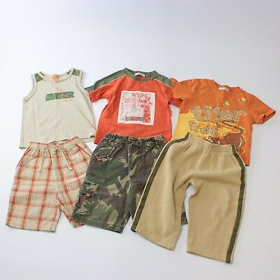 Boy's Clothing 3 x Outfits from Mini Mode & George 2-3yrs