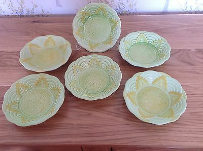 Vintage H. Wain & Sons Ltd Melba Ware Art Deco Small Serving Dishes/Bowls  x 6
