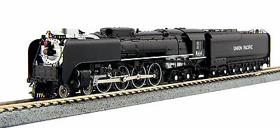 kato 126-0401-T N 4-8-4 FEF-3 W/ *TCS DCC* installed UNION PACIFIC #844