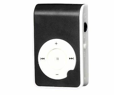 mini Lettore MP3 Player Clip USB  Supporta 32GB memory card SD tf più colori
