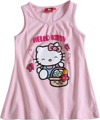 Hello Kitty Top rosa, Gr. 8 Jahre/128 (NEU)