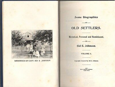1965 Smith County and Tyler Texas Local History & Genealogy HB