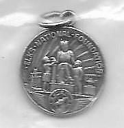 Elks Foundation Pendant.  Unopened