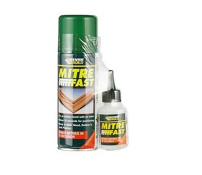 Everbuild Mitre Fast Bonding Kit Std - New