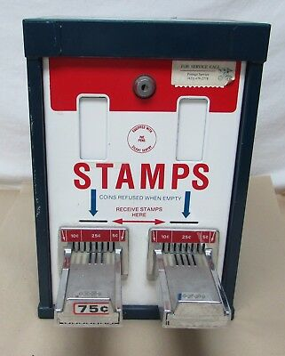 Us Postage Stamps Machine Rare Top Load Post Office #5