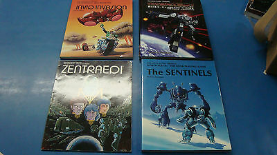 Robotech Zentraedi Robotech Deluxe Shadow Chronicles  Sentinels Invid Invasion