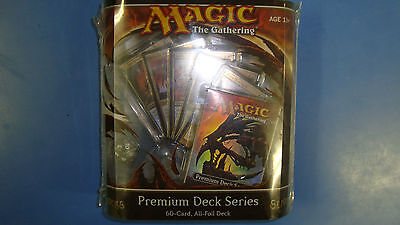 Premium Deck Series Slivers ALL FOIL Sealed Brand New Free shipping USA Canada!