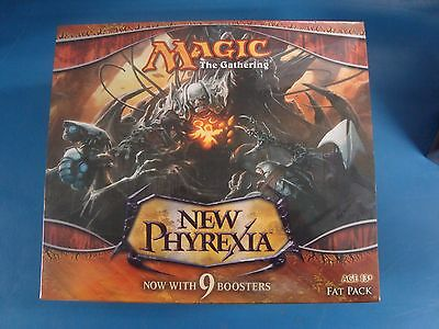 New Phyrexia FAT PACK New MTG fast Shipping Canada!