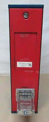 Us Postage Stamps Machine Rare Top Load Post Office #9