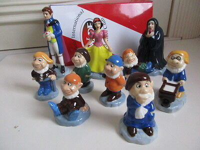 Wade  / Disney Snow White & The Seven Dwarfs Inc Witch & Prince Charming Boxed