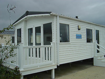 Static Caravan For Hire At Havens Presthaven Beach Resort Prestatyn North Wales