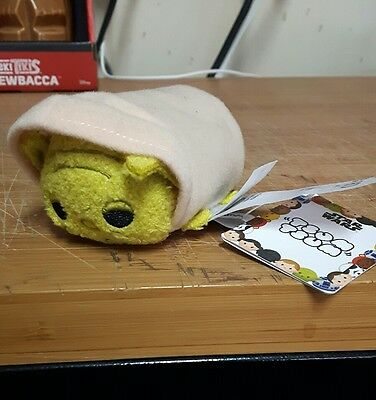 Star Wars Yoda tsum tsum new
