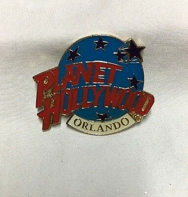 Planet Hollywood Collectable Lapel Pin from Orlando