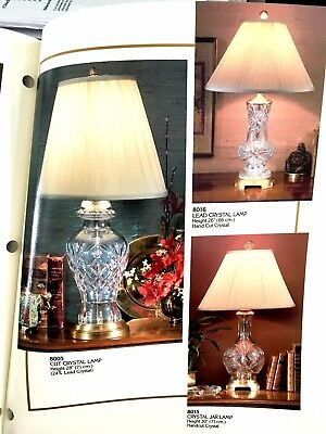 Wildwood Lamps Catalog Vintage Showcase