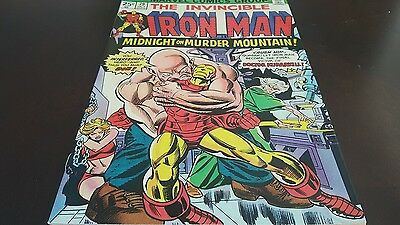 Iron Man #79 (Oct 1975, Marvel) VF/VF+