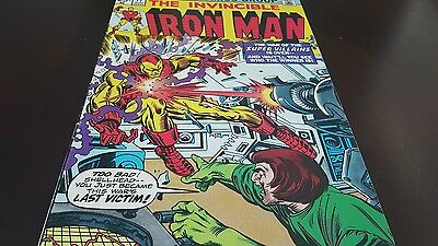 Iron Man #77 (Aug 1975, Marvel) VF