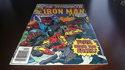 Iron Man #88 (Jul 1976, Marvel) VF-