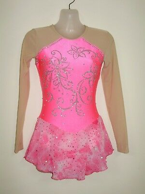 ICE/ ROLLER/DANCE COSTUME  LADIES xsmall  NEW