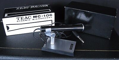 Teac MC-106 Dynamic Microphone