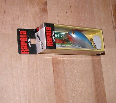 Rapala Sfr-5-Blue Shallow Fat Rap Japan Special Pearl Body