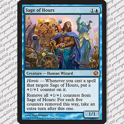 Mtg Sage of Hours (M)  Journey into Nyx