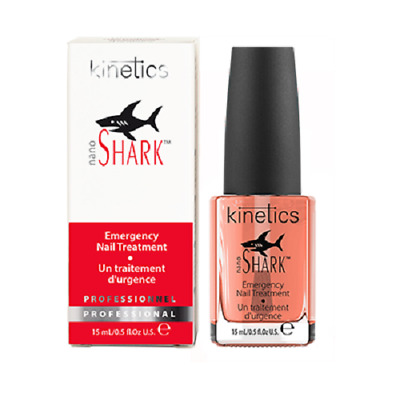 Kinetics nano nail treatment nail harndener and care