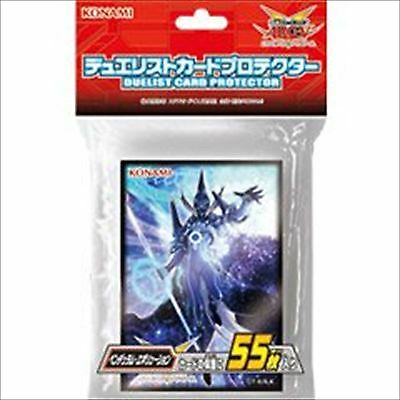 Yugioh Official Card Sleeve Protector : Astrograph Sorcerer / 55pcs japan