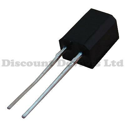 2x BPW41N Silicon PIN Photodiode