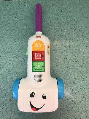 Fisher Price Laugh And Learn Smart Stages Hoover