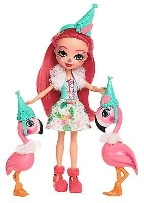 Enchantimals FCG79 Let's Flamingle Doll