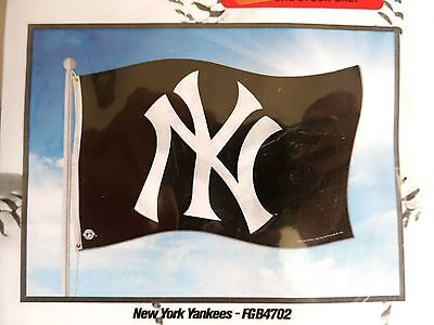 Official NEW YORK YANKEES MLB 3x5ft (90x150cm) Baseball NEW Made in USA