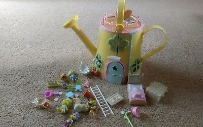 ! Fifi And The Flowertots House Watering Can Toy Playset