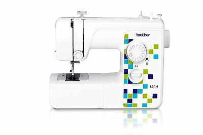 Brother LS14 14 Stitch Metal Chassis Electric Sewing Machine
