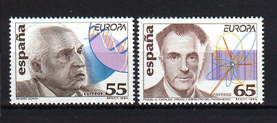 Spanish Stamps - 1994 Europa Discoveries