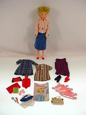 Ideal Tammy Doll W- Extra's Purses Cloths More Rare Vintage Reliable Canada