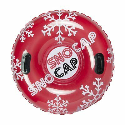 Poolmaster Snow Cap Inflatable Saucer for Snow/Water