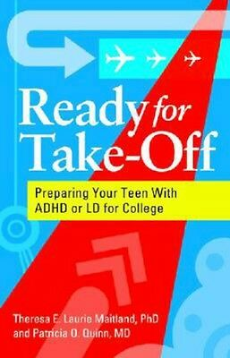 NEW Ready For Take-Off by Patricia Quinn BOOK (Paperback) Free P&H