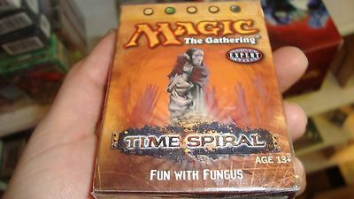FUN WITH FUNGUS Time Spiral NEW Deck mtg FREE Shipping Canada!
