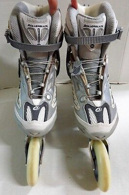 Rollerblade Specialized Activa 8.0 25.0 TFS PLS Skates Womens Size 8